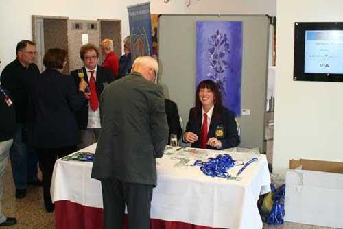 Ausstellung International Police Association