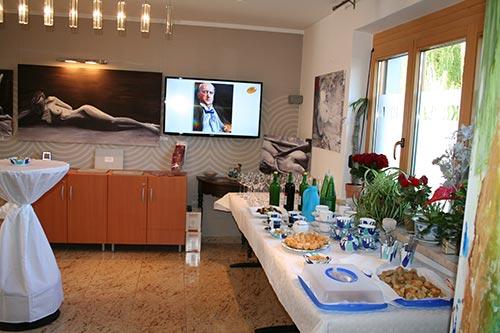 Dieter Poindl - Inhouseausstellung - Tag der offenen Ateliers
