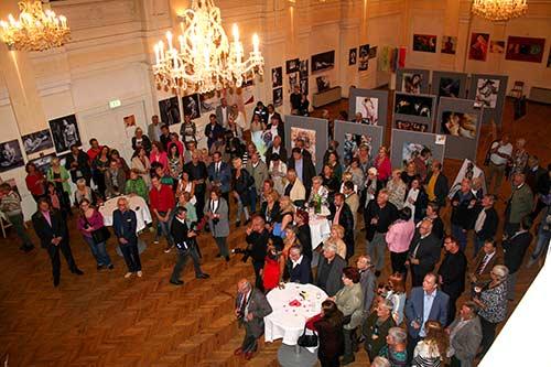 Zahlreicher Besuch - 170 Gäste wurden begrüßt