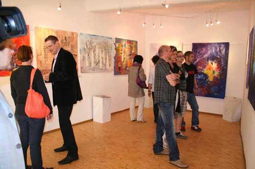 """""""Frühlingsausstellung"""""""
