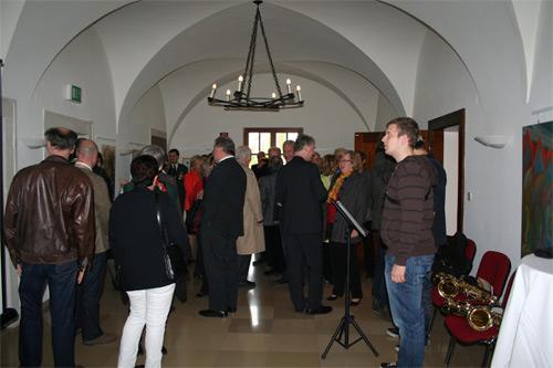 Herzogenburg - eine Stadt ist Galerie: Kulturzentrum Reither-Haus