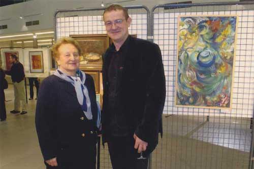 Ausstellung der Fachgruppe Bildende Kunst