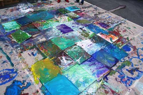 BeLLeArTi – Malen mit Kindern