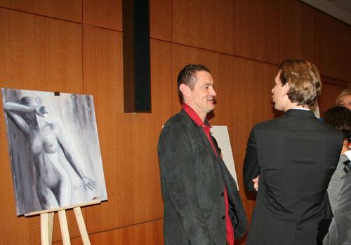 Im Gespräch mit Sebastian Kurz