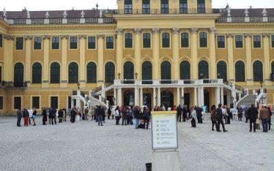 100 Jahre Kunst in Bewegung – Schloss Schönbrunn
