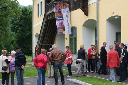 Ausstellung: Miteinander Leben, Organisation für Betreutes Wohnen Fohlenhof, Kalwang