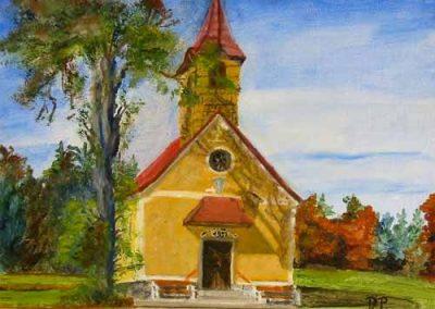 Kapelle Rheinberg-Heidenreichstein