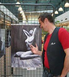 Kunst ist überall zu Hause, auch beim ÖGB