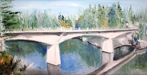 Stauseebrücke Ottenstein