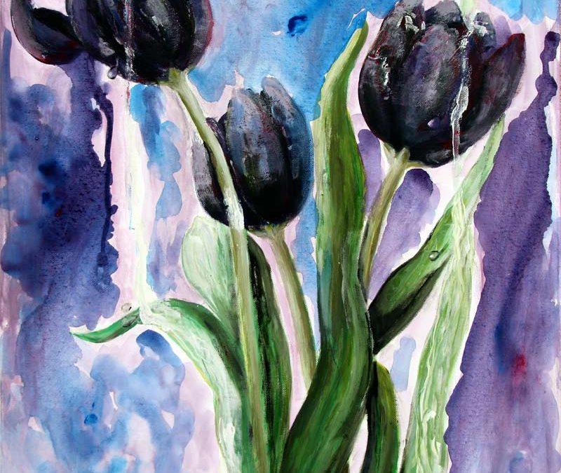 Das Leben der Tulpen